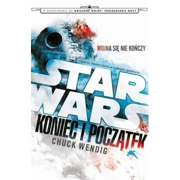 Star wars- Koniec i Początek