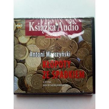 Kłopoty Ze Spadkiem - Audiobook