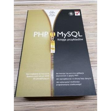 PHP My SQL Księga Przykładów Helion