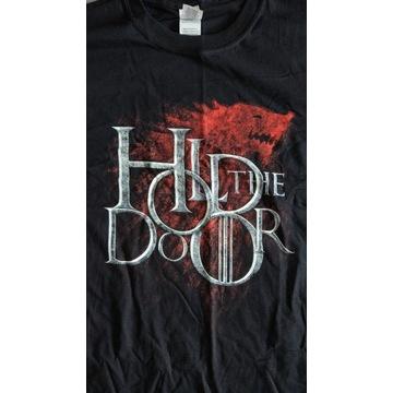 "Koszulka XL T-shirt ""Hold the Door"" Hodor"