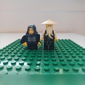 Lego ninjago figurki lloyd i Wu