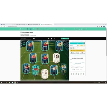 KONTO FIFA PS4, SKŁAD ZA 12 MLN- 9MLN WYMIENNE PS+