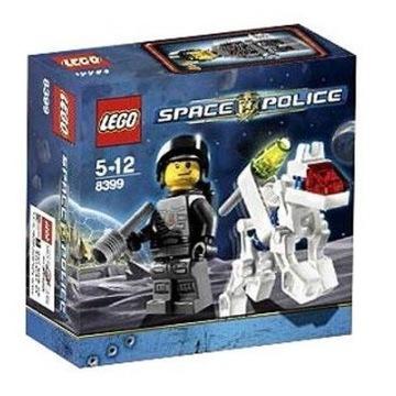 LEGO SPACE POLICE 8399 - K-9 BOT