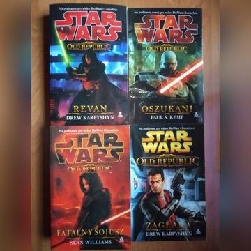 Star Wars Old Republic 4 t. Revan Oszukani Zagłada