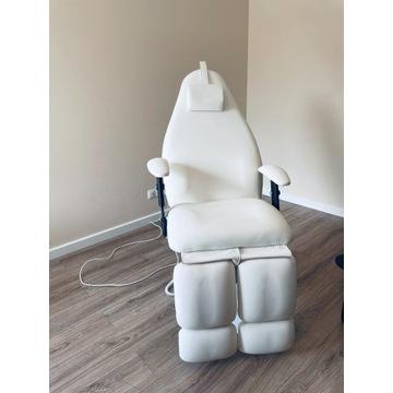 Fotel kosmetyczno-podologiczny, pedicure