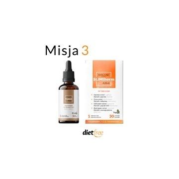Misja 3 dietfree - Probioil + SLIMtherm