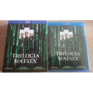 Matrix Trylogia Blu-ray Reaktywacja Rewolucje Pl
