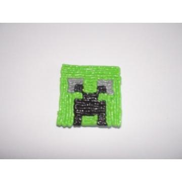 Minecraft Magnes Handmade