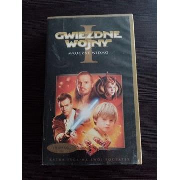 Gwiezdne Wojny: Mroczne Widmo VHS