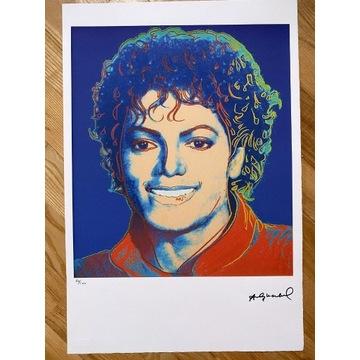 Andy Warhol, Michael Jackson, 60/100