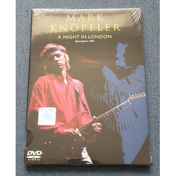 Mark Knopfler - A Night In London [DVD]