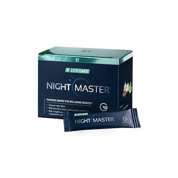 Night Master LR- Wygraj z bezsennością i stresem