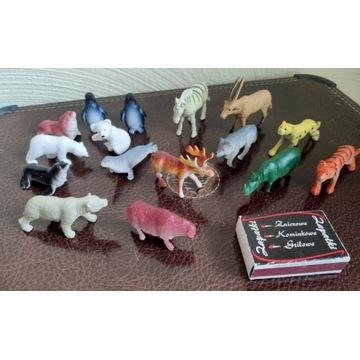 Figurki zwierzątek 16 szt. ZOO