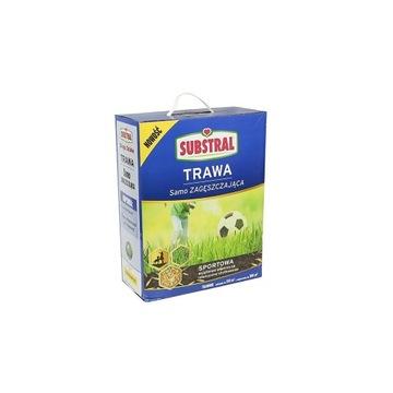 ----TRAWA SAMOZAGĘSZCZAJĄCA 1kg SUBSTRAL SPORT----