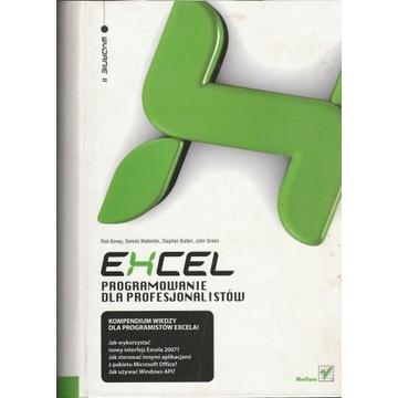 Excel programowanie dla profesjonalistów | Bovey