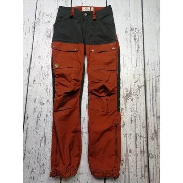 Fjallraven Keb G-1000 Spodnie Trekkingowe Roz 34 S
