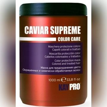 KAYPRO Caviar Maska chroniąca kolor z kawiorem 1l