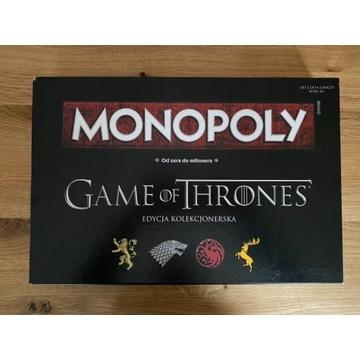 Monopoly Gra o tron/Game of Thrones