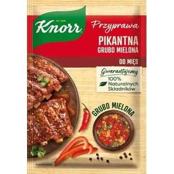 Przyprawa Grubo Mielona z Papryką Wędzon Knorr 20g