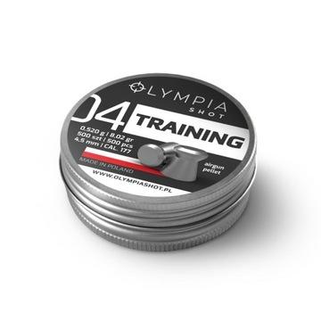Olympia Shot Training 500 szt. 0,520 g