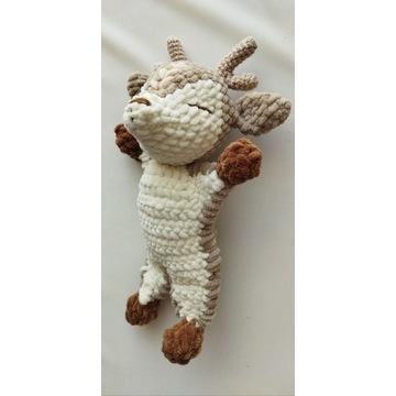 Handmade amigurumi jelonek