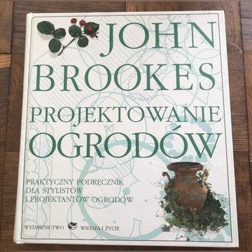 John Brookes - Projektowanie Ogrodów