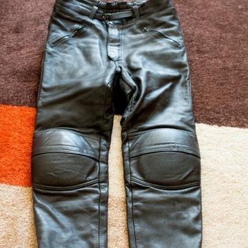Skórzane spodnie motocyklowe 170/94