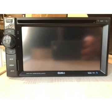 Radioodtwarzacz GMS 6401 NEW EXCELLENCE z ekranem
