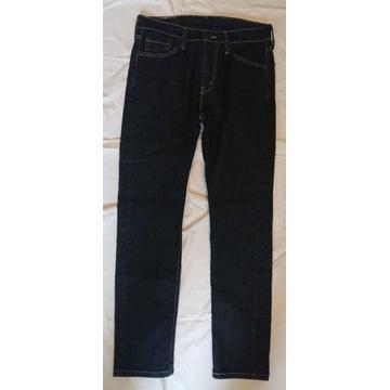 Levis 510 W 30 L 30 spodnie jeans jak nowe