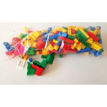 Klocki plastikowe używane