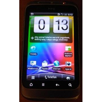 HTC wildfire S A510e stan dobry