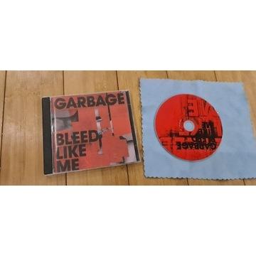 Garbage Bleed Like Me CD Unikat