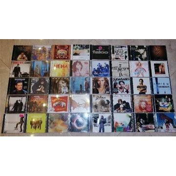 Zestaw 40 płyt CD, pakiet nr 2