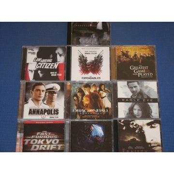 BRIAN TYLER 10 cd
