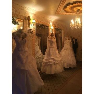 Sprzedam suknię ślubną Okazja!!