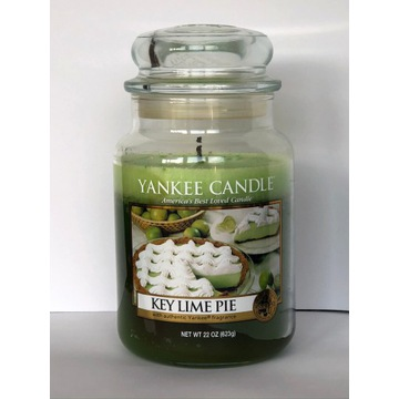 KEY LIME PIE Yankee Candle duża świeca (2013)