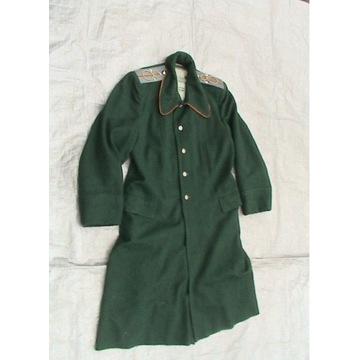 Płaszcz wojskowy rosyjski