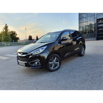 Hyundai ix35 2.0CRD 184km 4x4 Full stan Idealny Fv