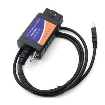 Interfejs ELM327 MS/HSCAN przełącznik V1.5 CH340