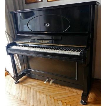Pianino koncertowe, piękny dźwięk.