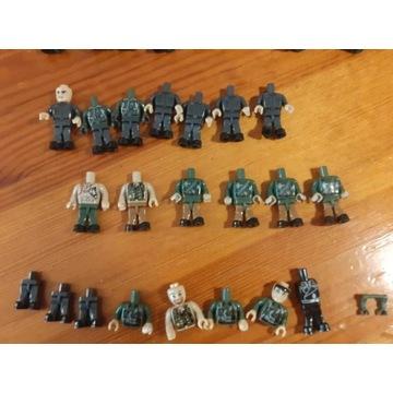Cobi - figurki oraz akcesoria