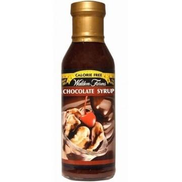 SYROP zero kalorii WALDEN FARMS czekoladowy smak