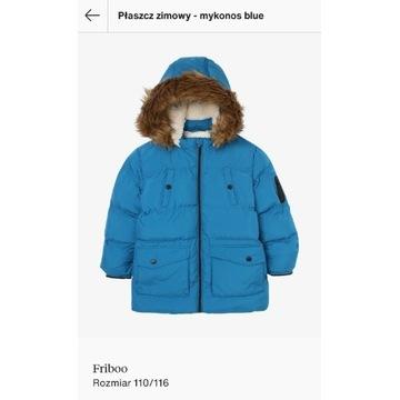Płaszcz zimowy FRIBOO 110/116