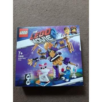 Lego Movie 2  70848 Imprezowa ekipa z Sistar