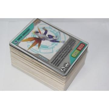 Karty Invizimals, 5 WYDAŃ SPECIALNYCH, 111 kart.