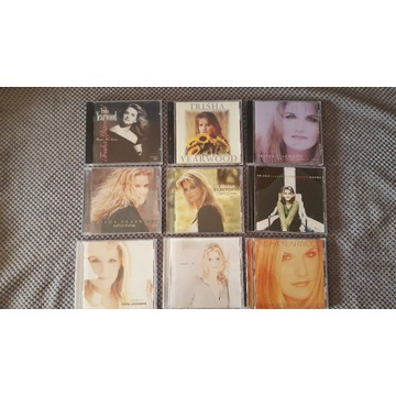 Trisha Yearwood - 9 CDs