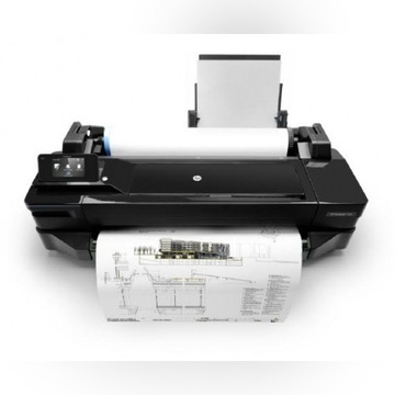 HP T120 ploter drukujący drukarka 610mm 24''