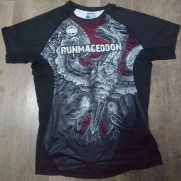 Koszulka biegowa Runmageddon r. M Bandama GRATIS