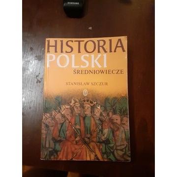 HISTORIA POLSKI SREDNIOWIECZE