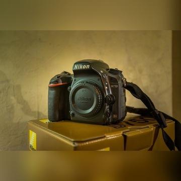 Aparat Nikon D750